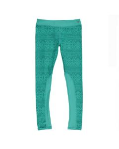 O'Neill Zuma UV Protection Girls Leggings, Green