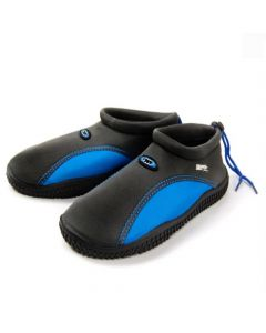 TWF Snapper Kids Beach Shoes - blue/grey
