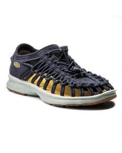 Keen Uneek Kids Sports Sandals - Dress Blues/Neutral Grey