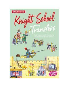 Scribble Down Knight Treasure Transfers