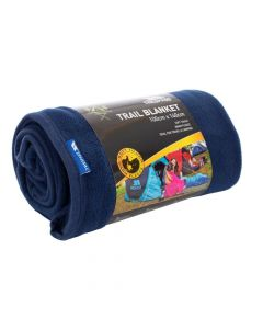 Trail Fleece Blanket 100 cm x 140 cm