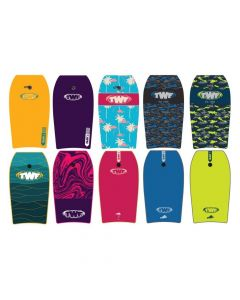 TWF Slickback XPE Bodyboards