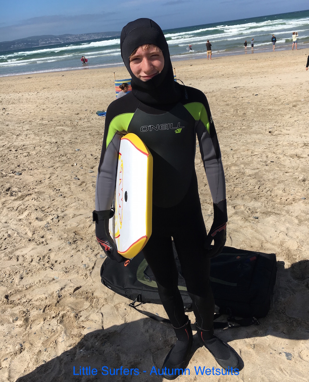 Autumn Wetsuit Guide