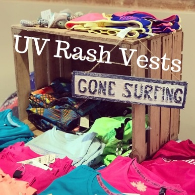 Kids Rash Vests