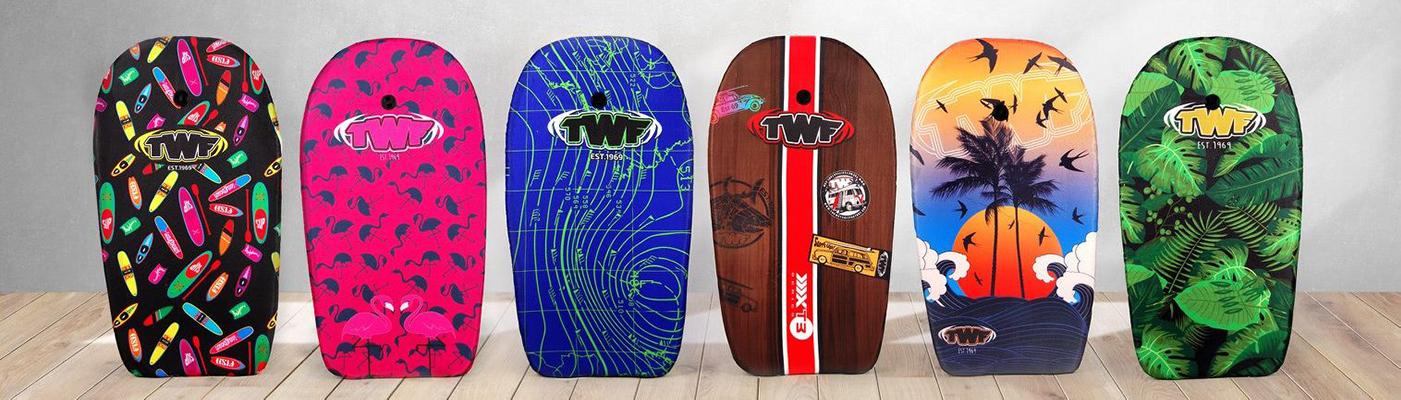 TWF Bodyboards